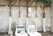 Boho- Garden ideas