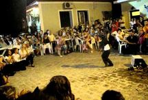 χορευτικά