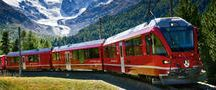 Greentraveller's Grand Train Tour of Switzerland, Summer 2016