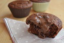 muffin dolci, cupcake,  tartellette  e ...... / piccola pasticceria
