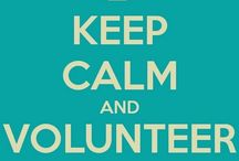 Social Media Marketing Images for Volunteering / This board is composed of images that would be great to feature with our posts to social media about volunteering in our community.