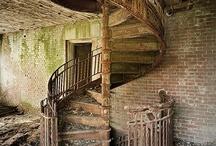 stairs... / by Trisha Jones