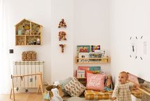 baby/kid spaces