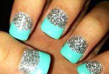 fake nail art