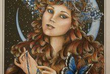My coloring - Annie Stergg Gerard