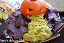 Halloween Birthday Party / Scary kids food!