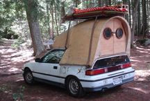 Camping/Taking it On The Road