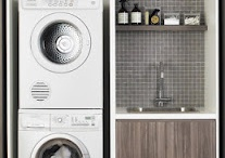 Homes - Laundry room