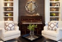 dining room / by Mindy Pellegrin