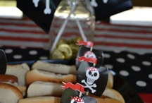 Pirate Party Ideas / by Angela Barton