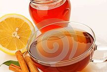 Recipes / Honey & Cinnamon weight loss tea