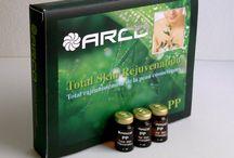 Arco PP Total Skin Rejuvenation / Botanical based placenta, help improving the appearance of skin and reduce wrinkle