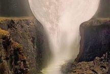 moon beams in my dreams