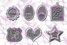 Free Digital Stamps & Free Digital Paper / Free Digital Stamps and Free Digital Papers offered at McMahon Five Design.