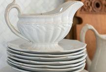 dishes & china