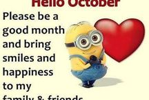 October quote