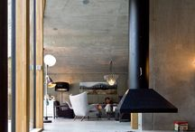 Fireplace / by Hennie Burger