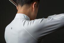 Concert Attire / Improvements on standard concert attire for musicians.