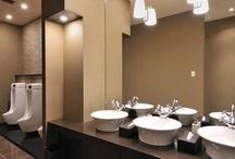 Banheiros comerciais
