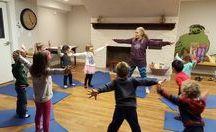yoga dinos
