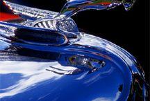 Carros - hood ornament