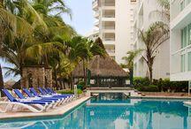 Albercas / Hotel Todo Incluido Villa Varadero  en Nuevo Vallarta