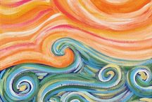 Picturi acrilice