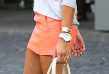 Daily Style / A moda usada no dia a dia.