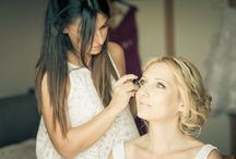 make up artist for my wedding