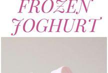 Frohen Joghurt