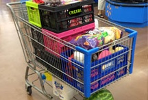 Grocery shopping organisation