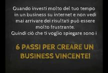 Guadagnare Online Marketing / Come fare soldi su internet. 6 passi per guadagnare online.