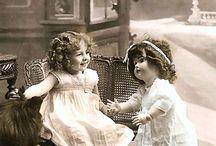 antique dolls / stare panenky / stare panenky