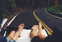 -Adventures traveling-