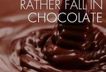 Quotes & Chocolate / Here at Original Foods We Love Quotes. And the only thing better than a quote is a quote about Chocolate.