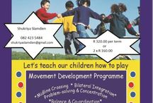 ActionBall / ActionBall is a movement development program aimed at improving muscle tone and physical development for ages 2 - 10 years