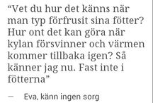 ◇ Text (svenskt)