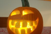 Halloween! / by Holly Kahanyshyn