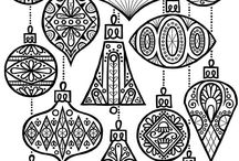 Ornamental icons