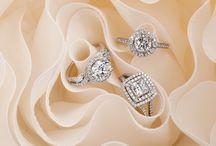Diamonds  / by Be U Weddings