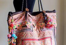 индийская кож. сумка