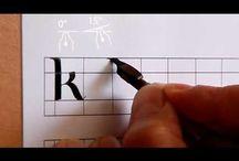 Lekcje kaligrafii