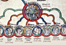 Aquitaine and English Royals