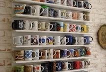 Cups, mugs, tea and coffee / :3