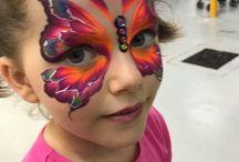 makeup para niños