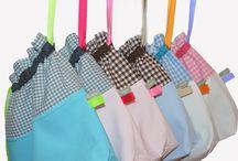 Bolsas de tela LEQUAT / Bolsas de tela con interior impermeable y personalizadas!! pedidoslequat@gmail.com www.lequat.com