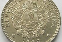 Argentina-coins
