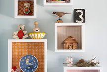 Wall Storage Boxes