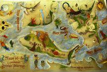 kartografia miejsc nieistniejących
