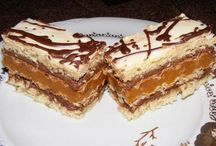 prăjitură cu foi napolitană